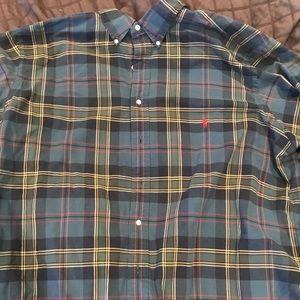 XL Ralph Lauren button down dress shirt